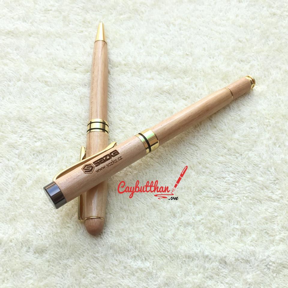 Bút gỗ quà tặng đẹp