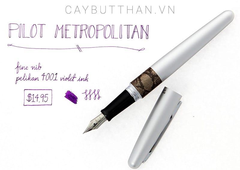 Bút bi cho người mới chơi