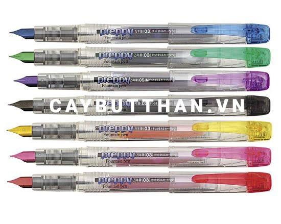 Bút máy cho người mới