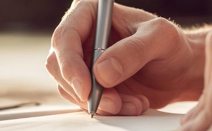 Bút bi kim loại cao cấp KOSMOS
