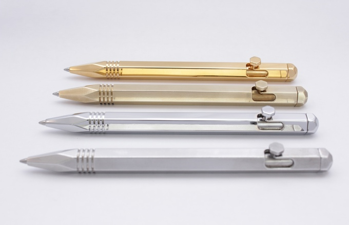 bút bi kim loại cao cấp The Pen