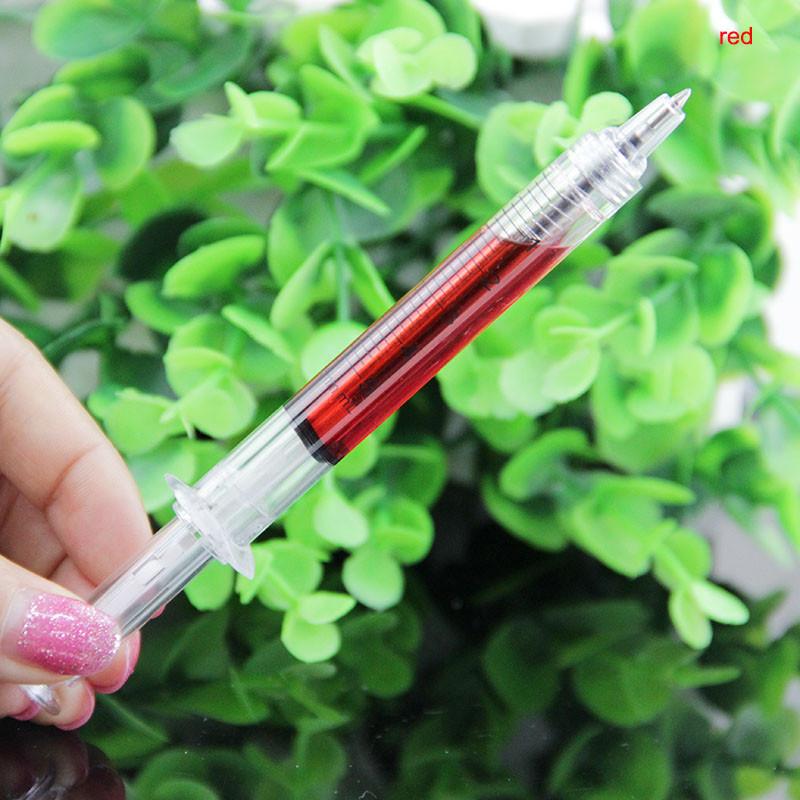 Bút xi lanh màu đỏ