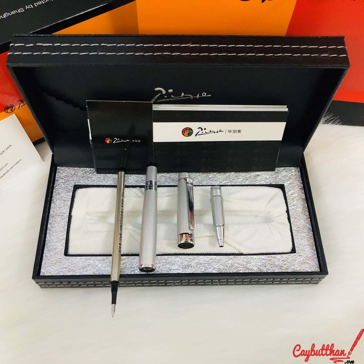 Cấu tạo chi tiết từng bộ phận của bút Picasso 917T