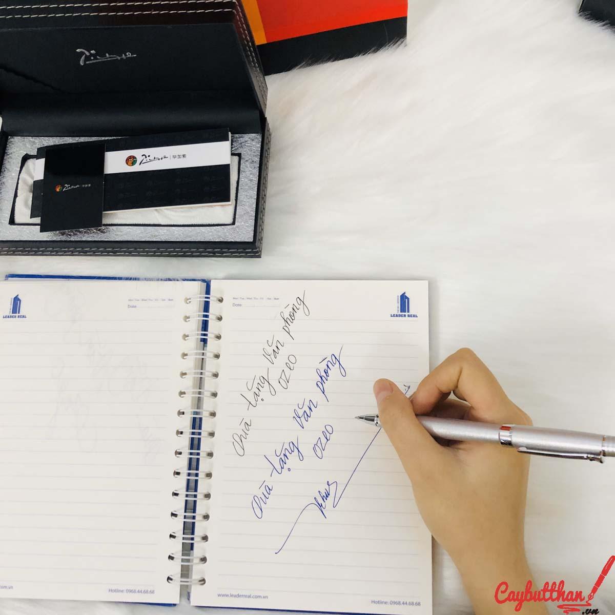 Nét và màu mực của bút quà tặng Picasso 917T