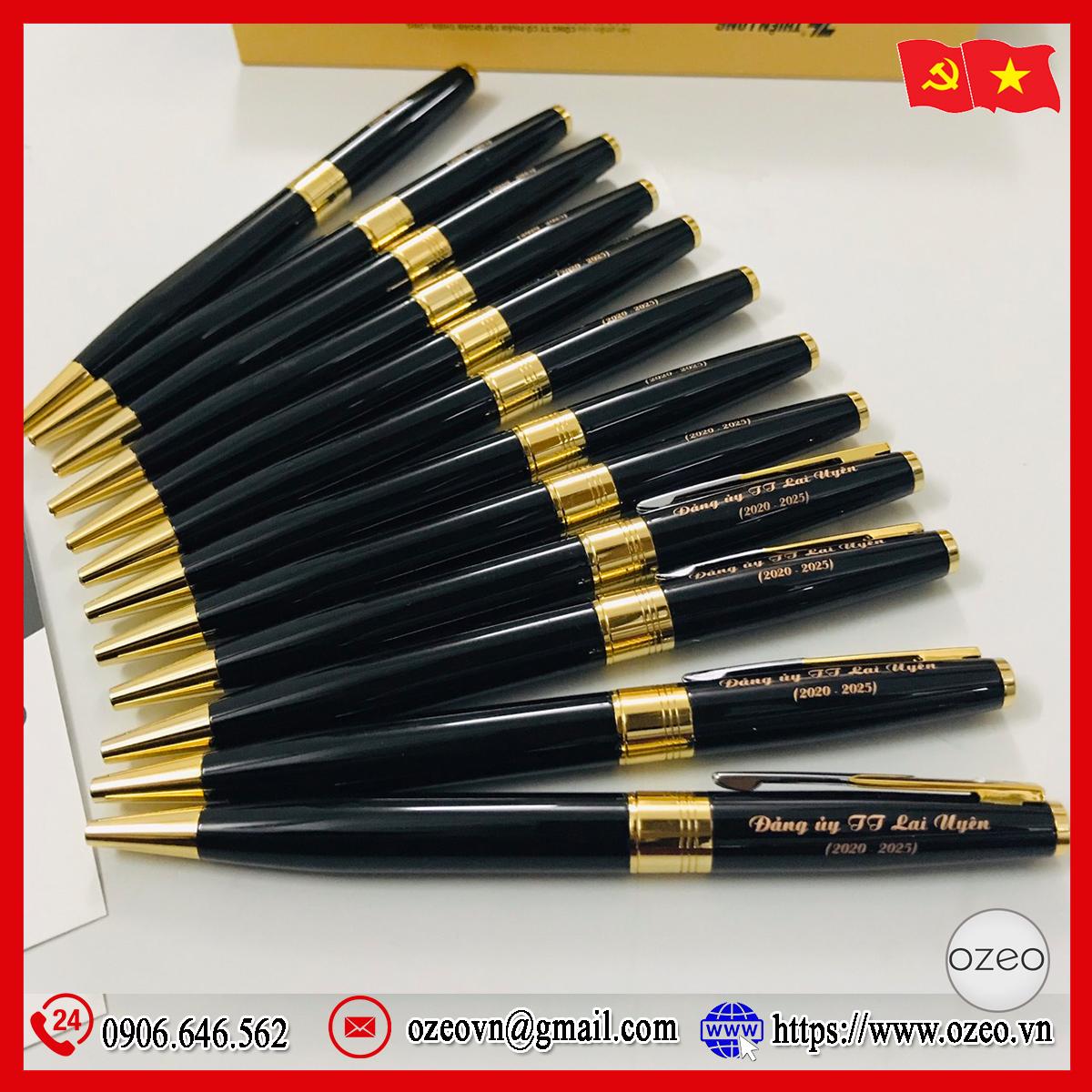 Bút ký Thiên Long OF069 làm quà tặng cho đại biểu đại hội